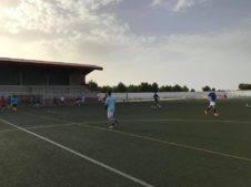 comiezon pretemporada juvenil futbol herencia 4 226x169 - Comienza la pretemporada del equipo Juvenil de Fútbol de Herencia