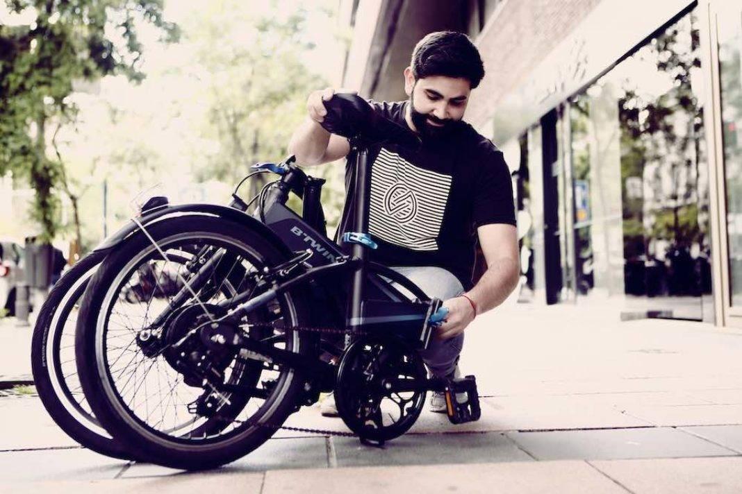 """Entrevista al herenciano David Gallego en Ciclosfera: """"Decathlon contribuye a la democratización de la bicicleta"""" 2"""