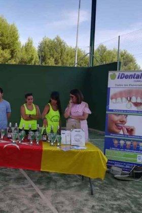 Entrega de premios del III Torneo de Pádel de Verano 13