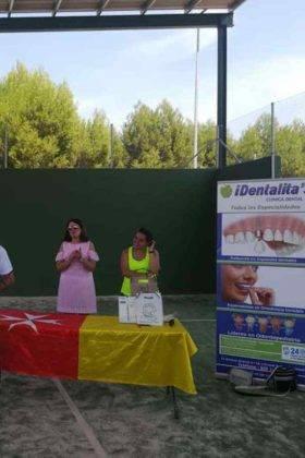 Entrega de premios del III Torneo de Pádel de Verano 15