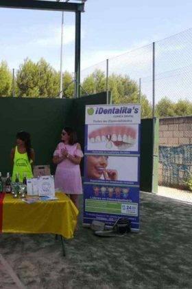Entrega de premios del III Torneo de Pádel de Verano 2