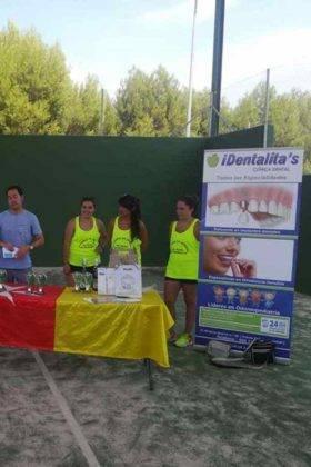Entrega de premios del III Torneo de Pádel de Verano 4