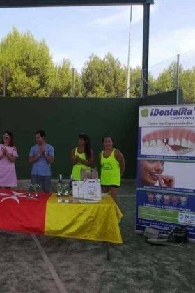 Entrega de premios del III Torneo de Pádel de Verano 5
