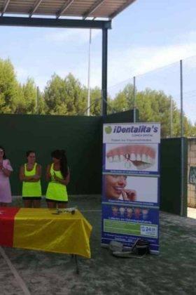 Entrega de premios del III Torneo de Pádel de Verano 7
