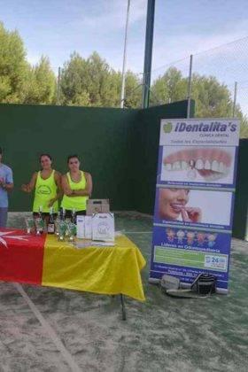Entrega de premios del III Torneo de Pádel de Verano 8