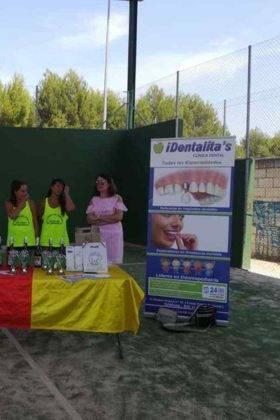 Entrega de premios del III Torneo de Pádel de Verano 9