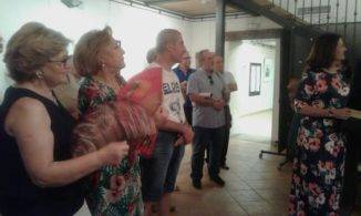 """exposicion dos formas de pintar herencia 4 326x195 - Inaugurada la exposición """"Dos formas de pintar"""" en Herencia"""