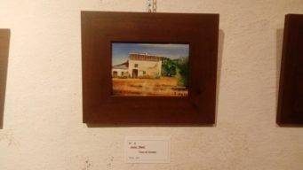 """exposicion dos formas de pintar herencia fotos cristina 4 341x192 - Inaugurada la exposición """"Dos formas de pintar"""" en Herencia"""