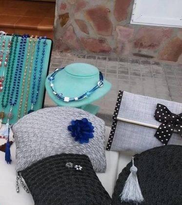 Artesanía local en las Fiestas del Barrio de La Labradora 10
