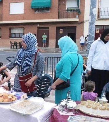 fiestas barrio labradora 2018 herencia 19 373x420 - Artesanía local en las Fiestas del Barrio de La Labradora
