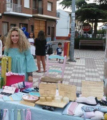 Artesanía local en las Fiestas del Barrio de La Labradora 6
