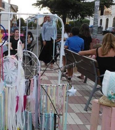 fiestas barrio labradora 2018 herencia 8 373x420 - Artesanía local en las Fiestas del Barrio de La Labradora