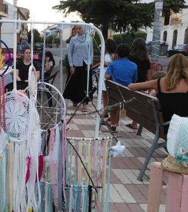 Artesanía local en las Fiestas del Barrio de La Labradora 8