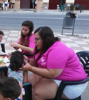 fiestas barrio labradora 2018 herencia 9 373x420 - Artesanía local en las Fiestas del Barrio de La Labradora