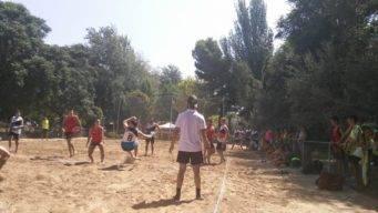 finaliza iv torneo balonmano playa herencia 24