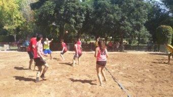 finaliza iv torneo balonmano playa herencia 30