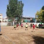 Finaliza el IV Torneo de Balonmano Playa en Herencia 7