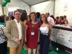 herencia en IV Feria Regional del Melon 3