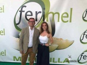 herencia en IV Feria Regional del Melon 4 292x219 - Herencia estuvo en el IV Feria Regional del Melón