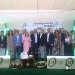 Herencia estuvo en el IV Feria Regional del Melón 8