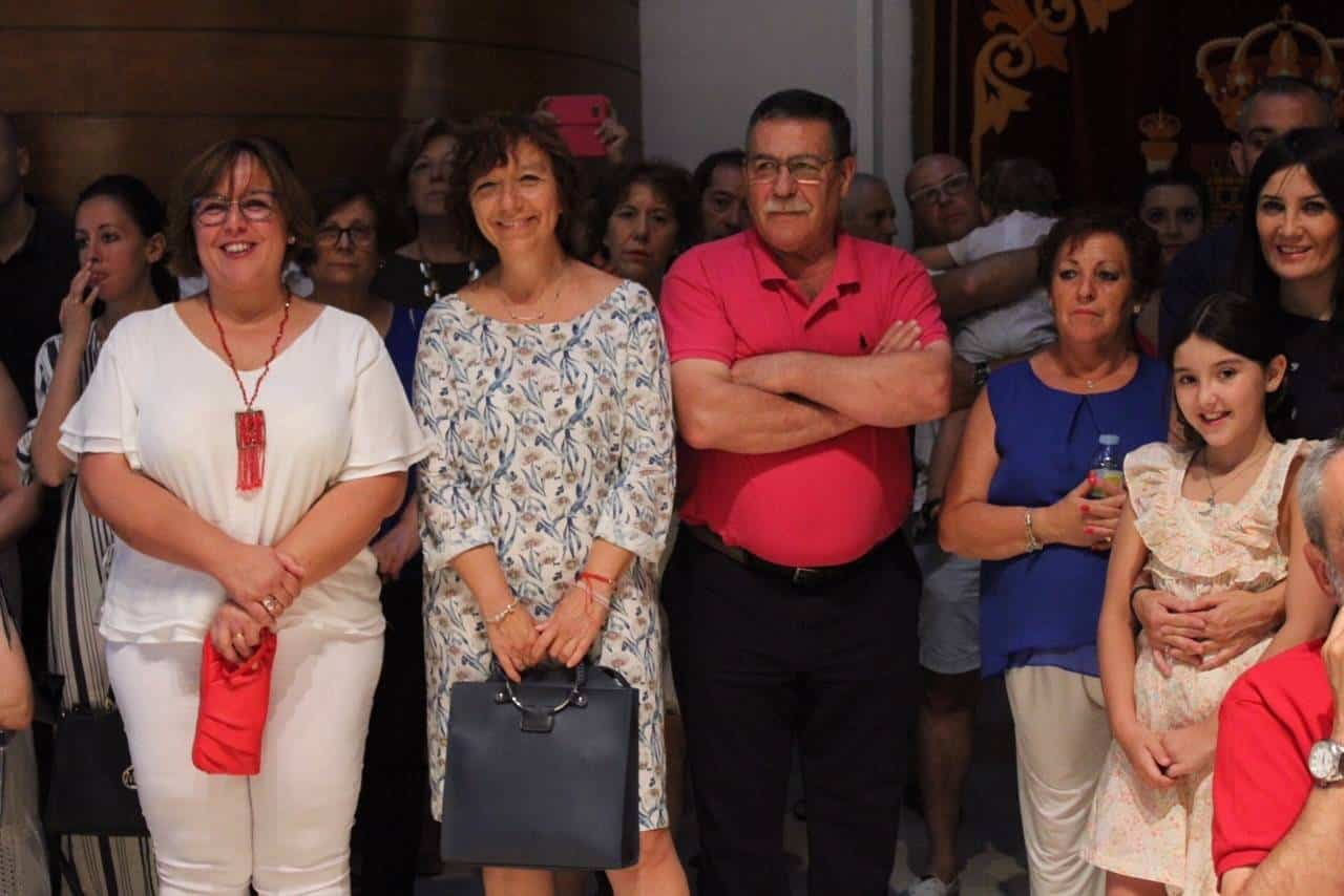 Herencia estuvo presente en la X Noche del Patrimonio de Alcázar 1