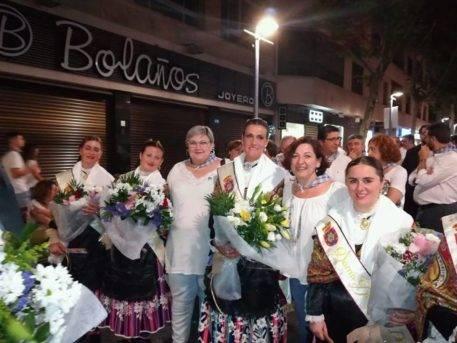 herencia en pandorga 2018 ciudad real 1 457x343 - Herencia apoya la Pandorga de Ciudad Real que aspira a Fiesta de Interés Nacional