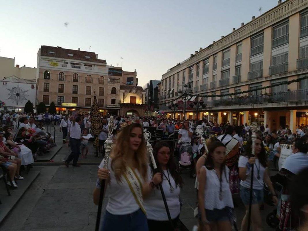 herencia en pandorga 2018 ciudad real 6 1068x801 - Herencia apoya la Pandorga de Ciudad Real que aspira a Fiesta de Interés Nacional