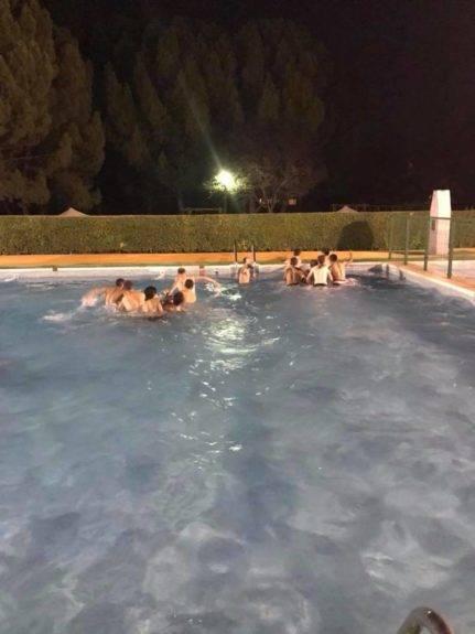 herencia futbol entrenamiento agua arena herencia 1