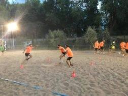 herencia futbol entrenamiento agua arena herencia 4