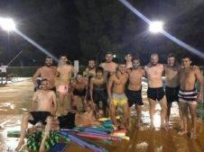 herencia futbol entrenamiento agua arena herencia 7