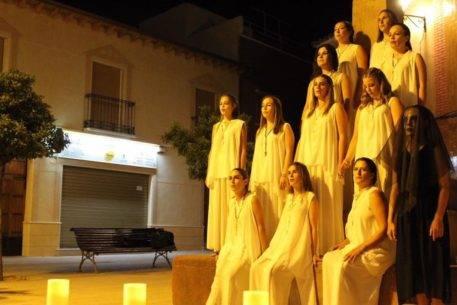noches patrimonio alcazar de san juan 9 457x305 - Herencia estuvo presente en la X Noche del Patrimonio de Alcázar