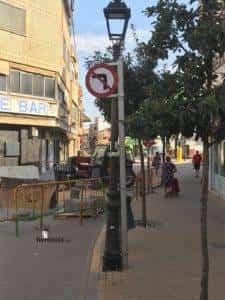 La nueva Plaza Cervantes de Herencia pronto finalizará sus obras 16