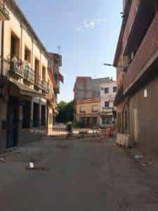 La nueva Plaza Cervantes de Herencia pronto finalizará sus obras 20