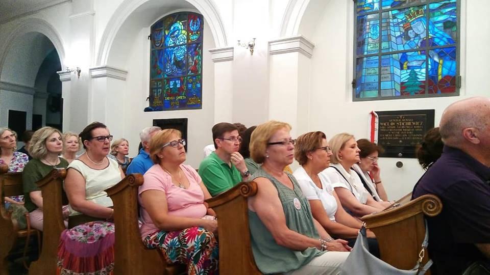 La parroquia de Herencia peregrina a Polonia 8