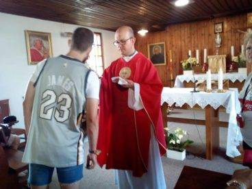 peregrinación parroquia de Herencia a Polonia13