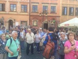 peregrinación parroquia de Herencia a Polonia16
