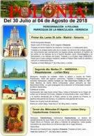 peregrinación parroquia de Herencia a Polonia19