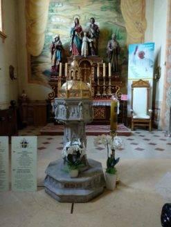 peregrinaci%C3%B3n parroquia de Herencia a Polonia7 247x329 - La parroquia de Herencia peregrina a Polonia