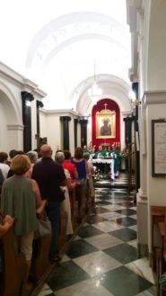 peregrinaci%C3%B3n parroquia de Herencia a Polonia9 185x329 - La parroquia de Herencia peregrina a Polonia