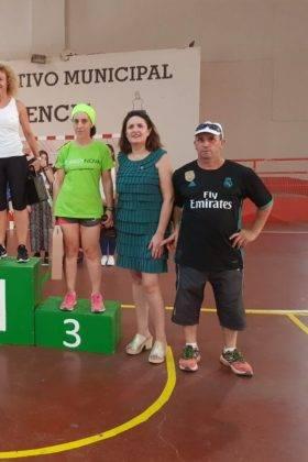 """Más de 500 corredores en la 42 Carrera Popular """"Villa de Herencia"""" 1"""