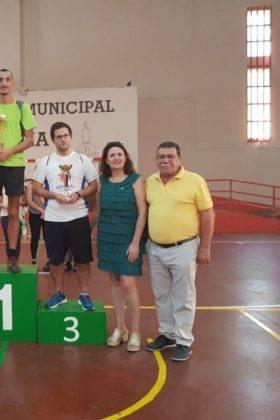 """Más de 500 corredores en la 42 Carrera Popular """"Villa de Herencia"""" 11"""