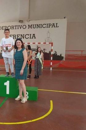 """Más de 500 corredores en la 42 Carrera Popular """"Villa de Herencia"""" 13"""