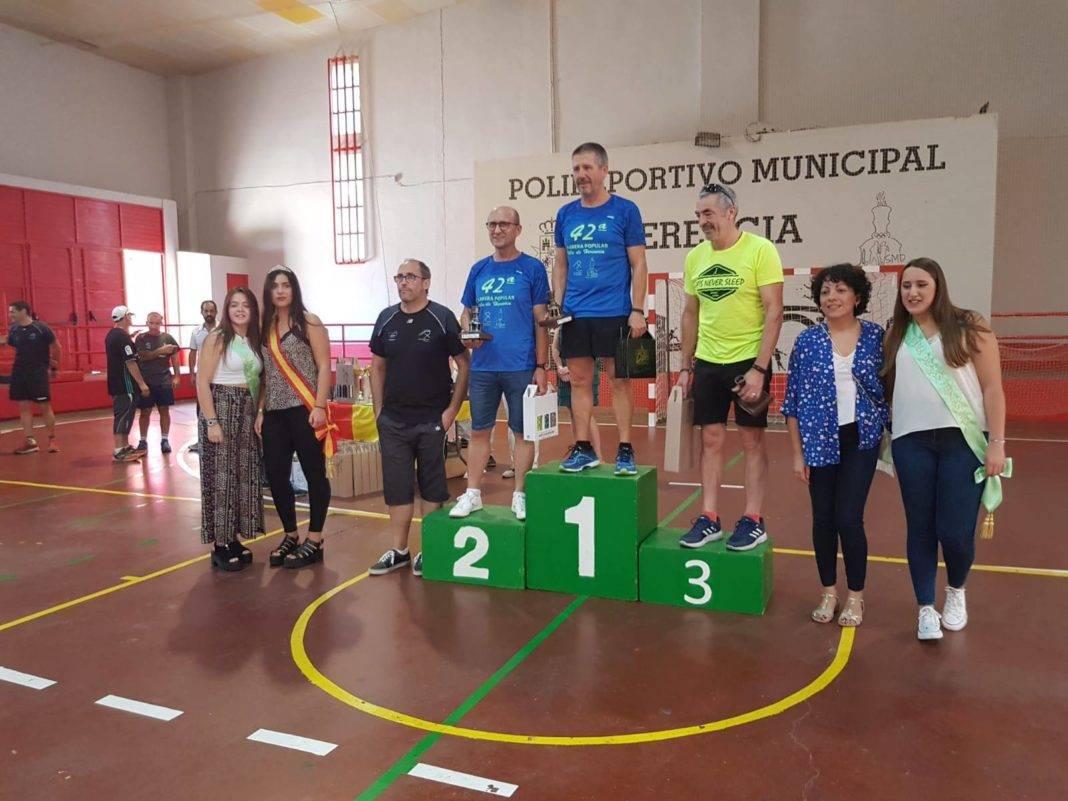 """Clasificaciones de la 42 Carrera Popular """"Villa de Herencia"""" 19"""