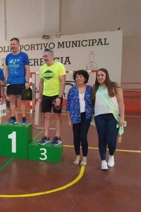 """Más de 500 corredores en la 42 Carrera Popular """"Villa de Herencia"""" 15"""