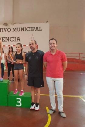 """Más de 500 corredores en la 42 Carrera Popular """"Villa de Herencia"""" 19"""