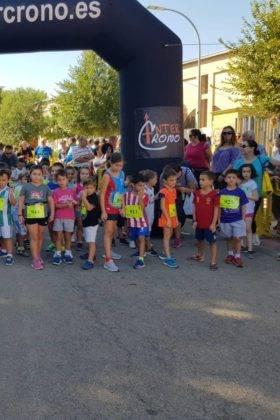 """Más de 500 corredores en la 42 Carrera Popular """"Villa de Herencia"""" 22"""