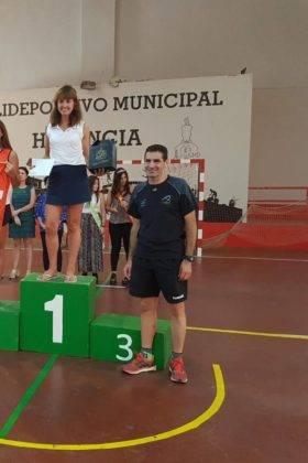 """Más de 500 corredores en la 42 Carrera Popular """"Villa de Herencia"""" 29"""