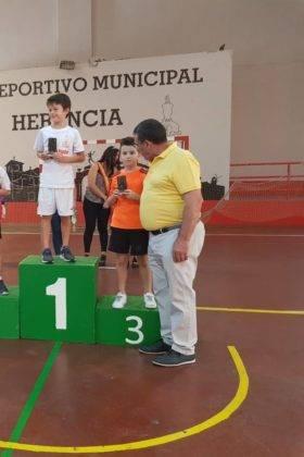 """Más de 500 corredores en la 42 Carrera Popular """"Villa de Herencia"""" 3"""
