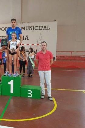 """Más de 500 corredores en la 42 Carrera Popular """"Villa de Herencia"""" 34"""