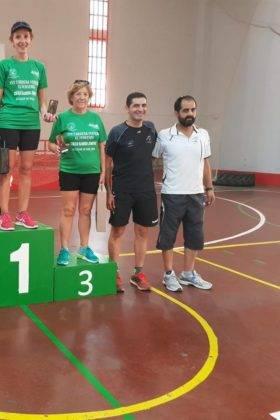 """Más de 500 corredores en la 42 Carrera Popular """"Villa de Herencia"""" 5"""